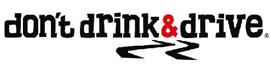 Don't drink and drive logotyp